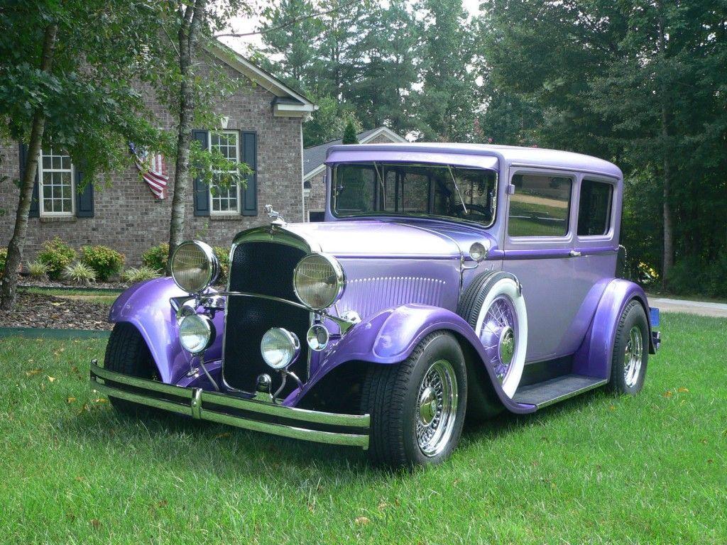 1929 Dodge DA Victoria Street Rod