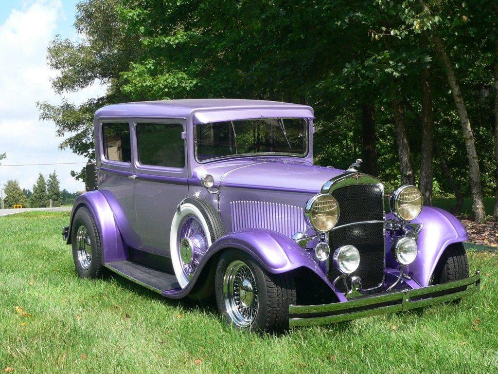 1929 Dodge Da Victoria Street Rod For Sale