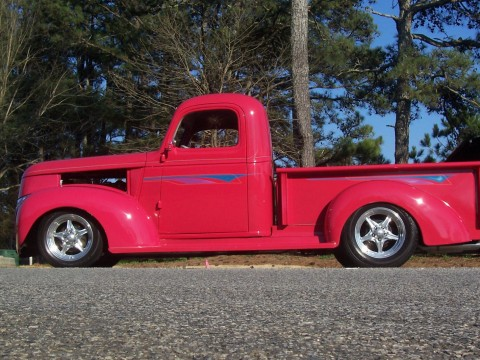 1946 Chevy 3100 Hot Rod 1 of a Kind for sale