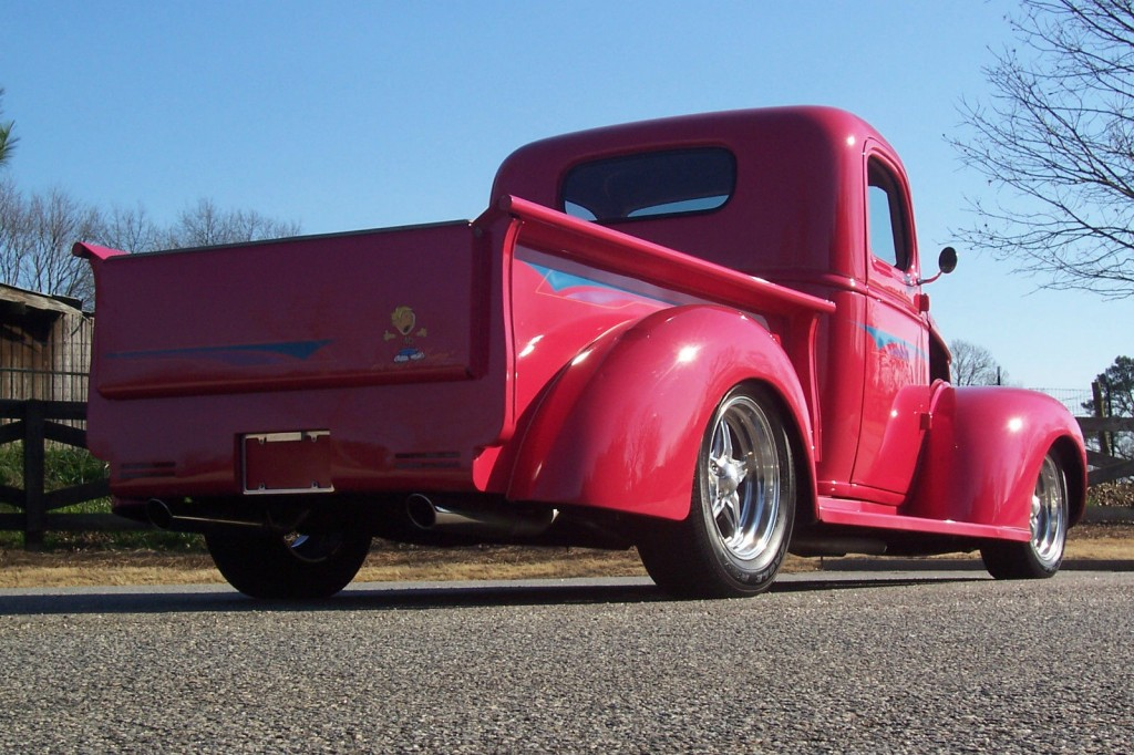 1946 Chevy 3100 Hot Rod 1 of a Kind