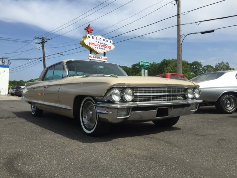1962 Cadillac Deville Park Avenue for sale