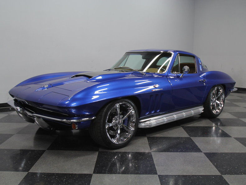 Corvette C6 For Sale >> 1965 Chevrolet Corvette Custom Coupe for sale