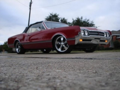 1966 Oldsmobile Cutlass Convertible Pro tour Car for sale
