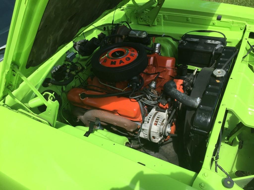 1970 Dodge Charger R/T Hardtop 2 Door 7.2L