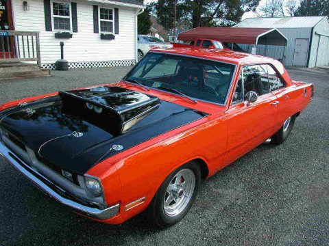 1970 Dodge Dart Swinger Pro street for sale