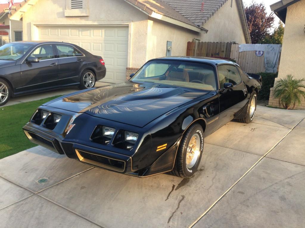 1980 Pontiac Trans Am Y84 Special Edition 4.9 Litre Turbo
