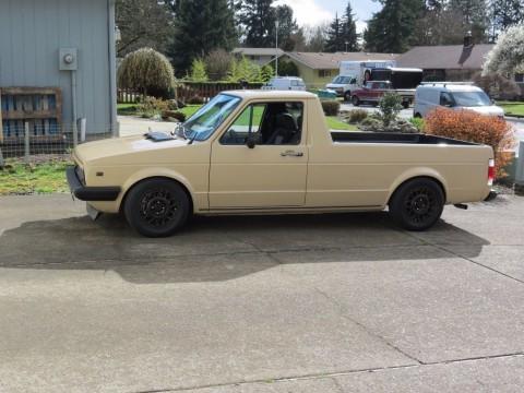 1980 Volkswagen Rabbit Pickup Truck for sale
