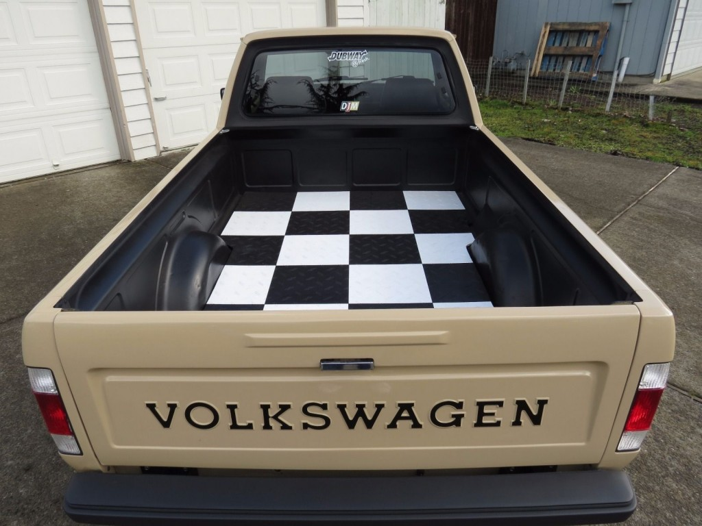 1980 Volkswagen Rabbit Pickup Truck For Sale