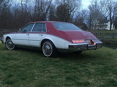 1984 Cadillac Seville Sedan for sale