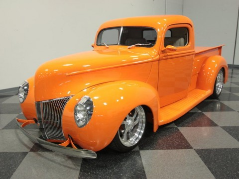 1940 Ford Truck Street Rod for sale