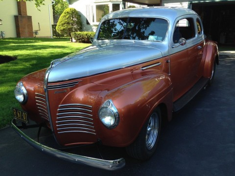1940 Plymouth Business coupe Streetrod for sale