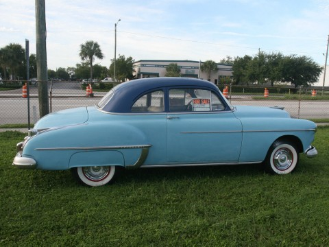 1950 Oldsmobile 88 Club Coupe for sale