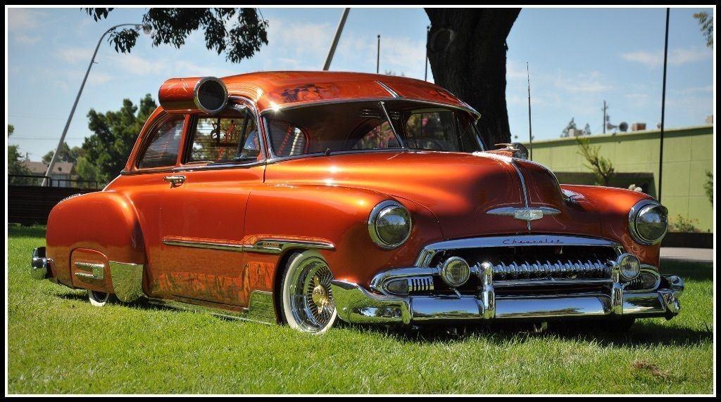 2005 Silverado For Sale >> 1951 Chevrolet Deluxe Custom Lowrider for sale