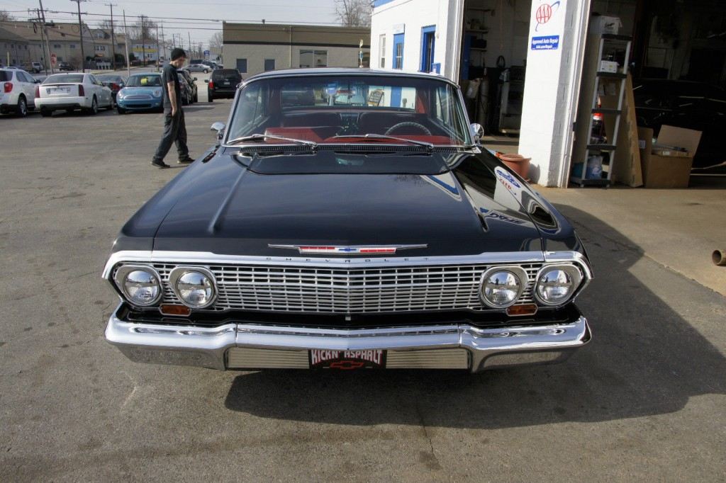 1963 Chevrolet Impala 4 Speed For Sale