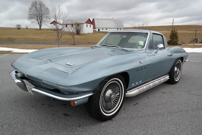 1966 Chevrolet Corvette #s Match 327/300hp