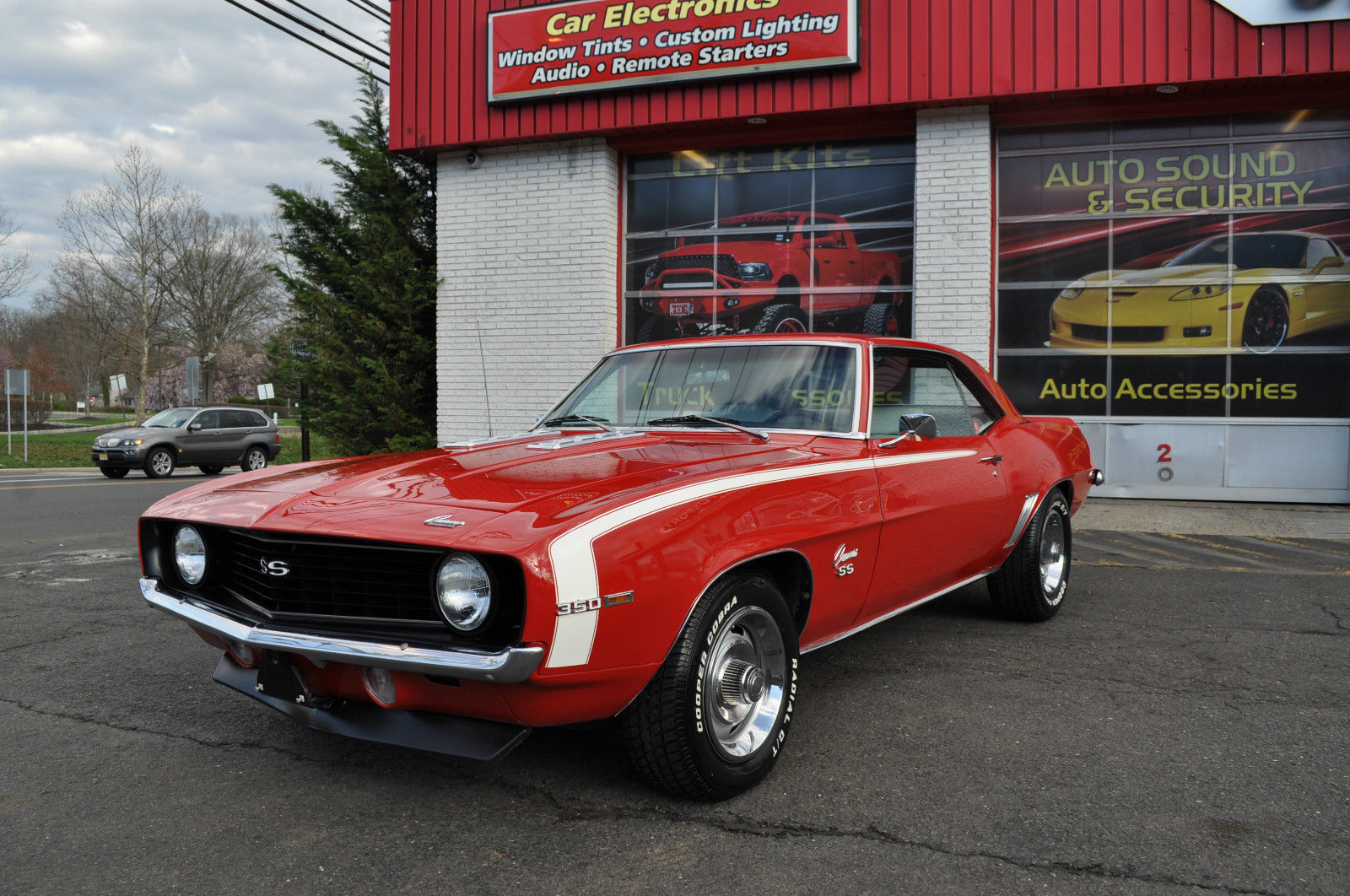 1969 Chevrolet Camaro Ss 350 4 Speed For Sale