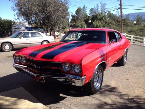 1970 Chevrolet Chevelle SS396 for sale