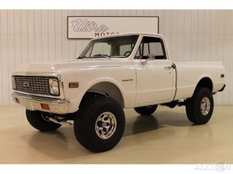 1972 Chevrolet C/K Pickup 1500 for sale