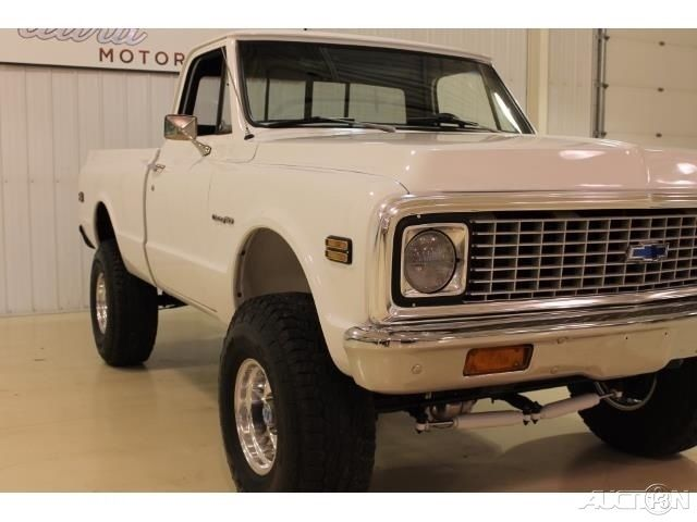 1972 chevrolet c k pickup 1500 for sale. Black Bedroom Furniture Sets. Home Design Ideas