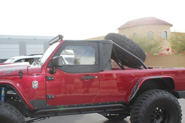 2008 Jeep Wrangler For Sale >> 2008 Cop4X4 Custom Jeep Wrangler Truck for sale