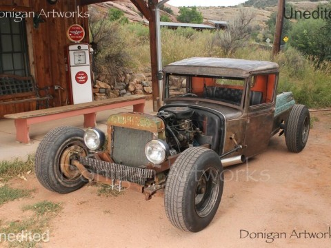1930 Ford Rat Rod for sale