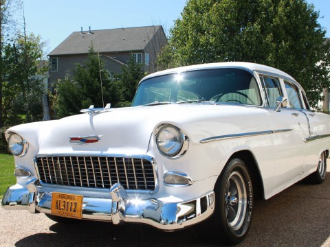 1955 Chevrolet Belair 4 Door for sale