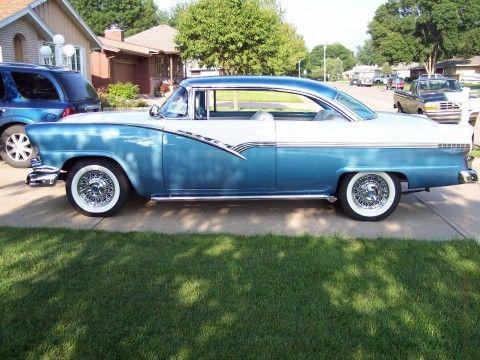 1956 Ford Fairlane Victoria for sale