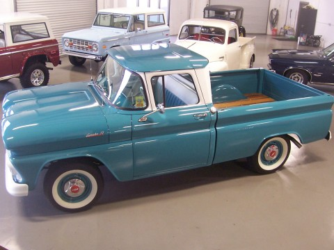 1961 Chevrolet C 10 Apache Restored for sale