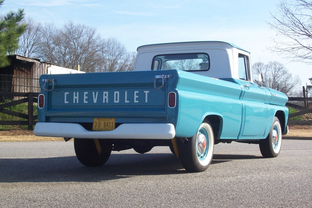 1961 Corvette For Sale >> 1961 Chevrolet C 10 Apache Restored for sale