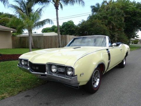 1968 Oldsmobile 442 Convertible for sale