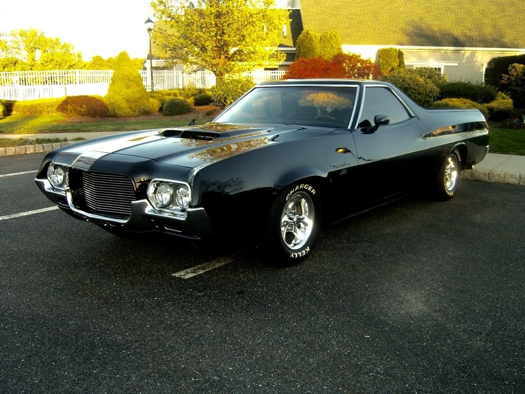1972 Ford Ranchero GT 7.0L for sale