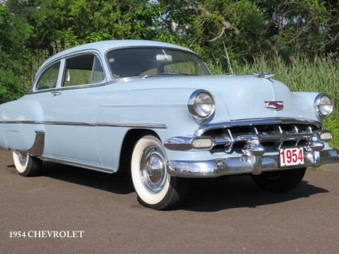 1954 Chevrolet 210 Delray 2 Door Sedan for sale