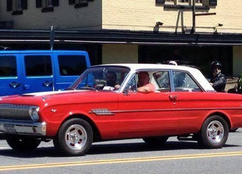 1962 Ford Falcon 289 V8 for sale