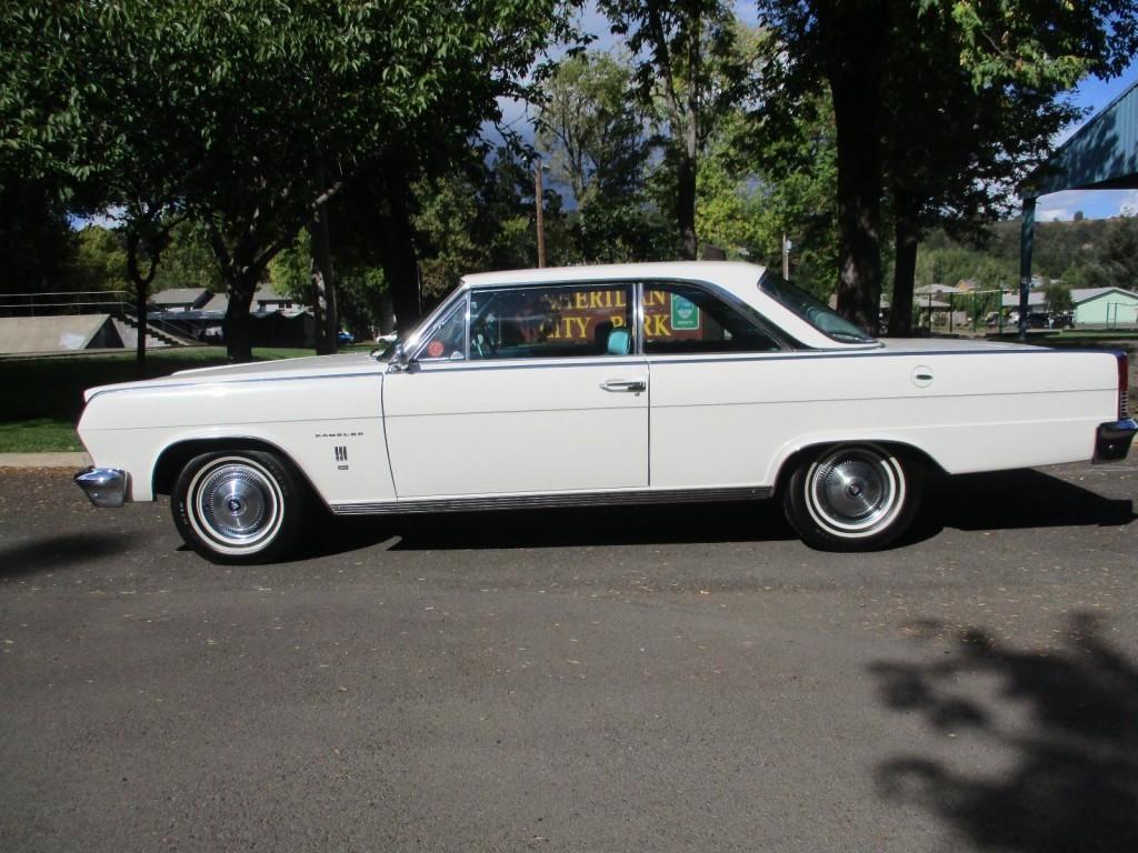 1965 AMC Rambler Ambassador 990H