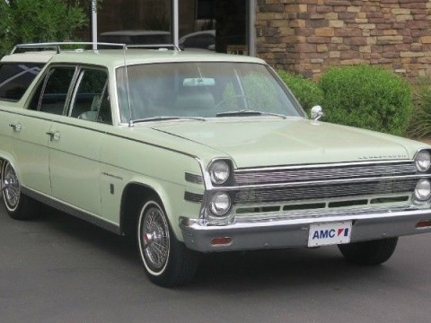 1966 AMC 990 Ambassador Wagon for sale