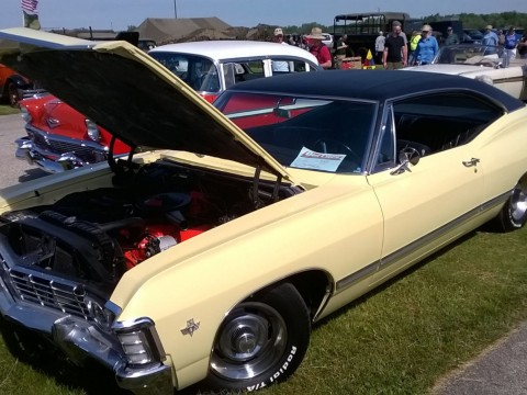 1967 Chevrolet Impala Fastback for sale