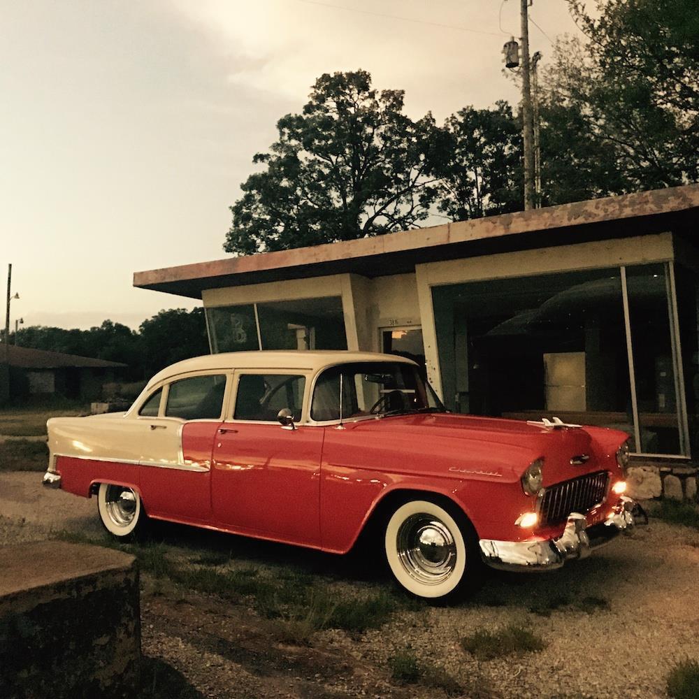 1955 Chevrolet 210 Sedan Restomod, Complete Total