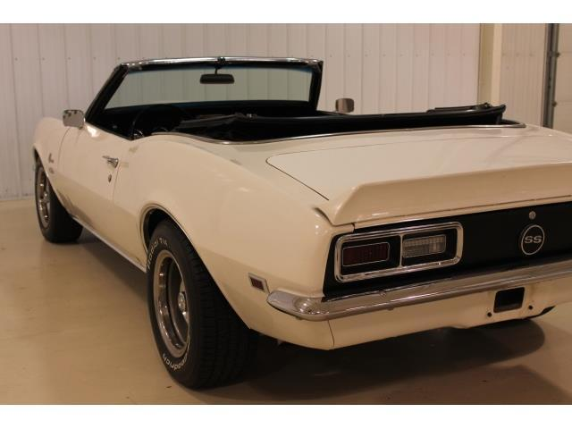 1968 Chevrolet Camaro 396/375hp Automatic