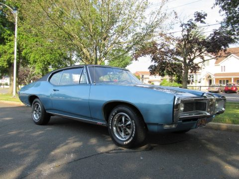 1968 Pontiac Le Mans for sale