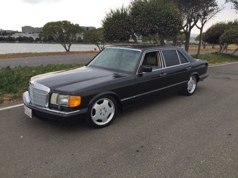 1990 Mercedes Benz S Class 420SEL Youngtimer for sale