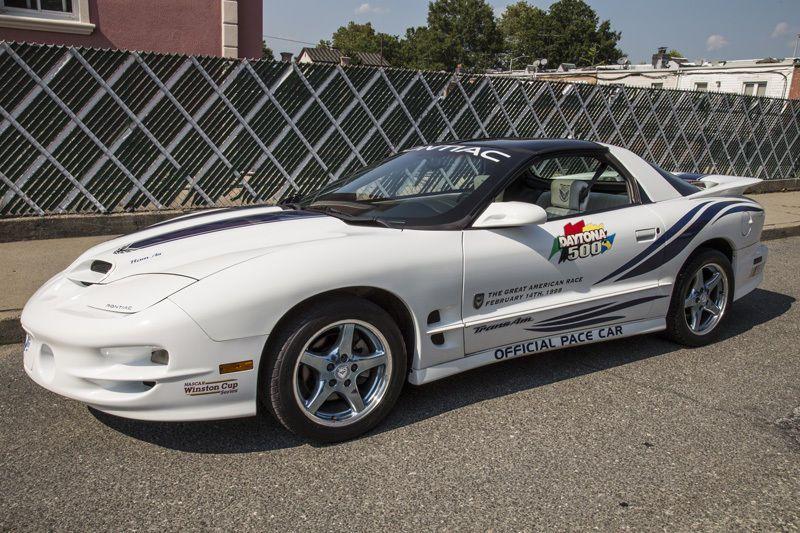 1999 Pontiac Trans Am 30th Anniversary Daytona 500 Pace Car