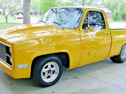 Show and Race 1986 Chevrolet C10 Truck for sale