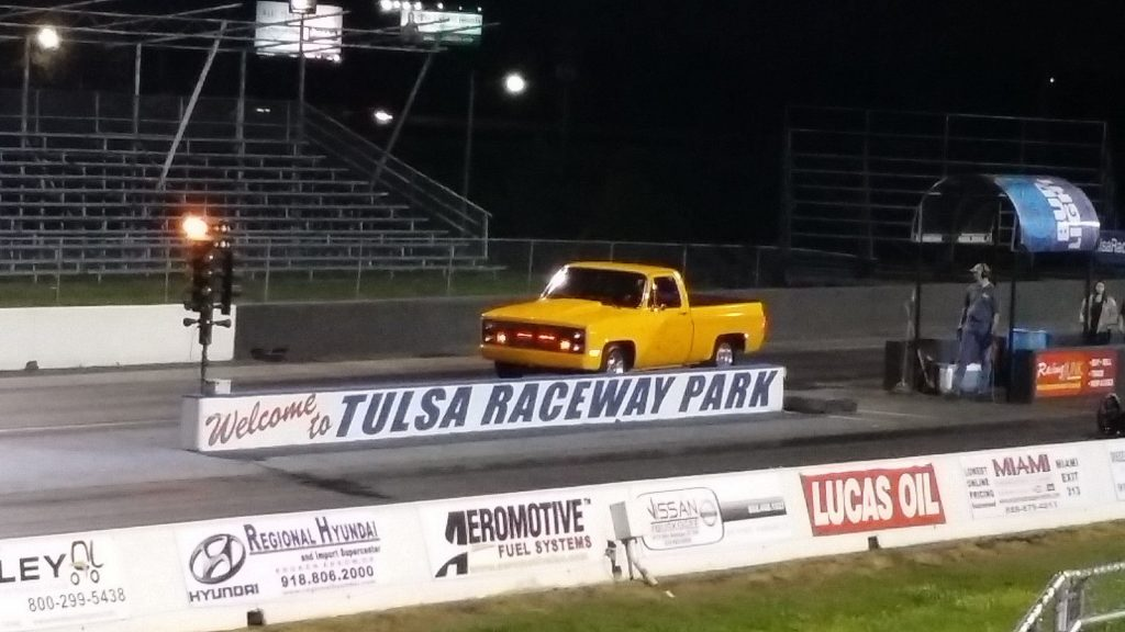 Show and Race 1986 Chevrolet C10 Truck