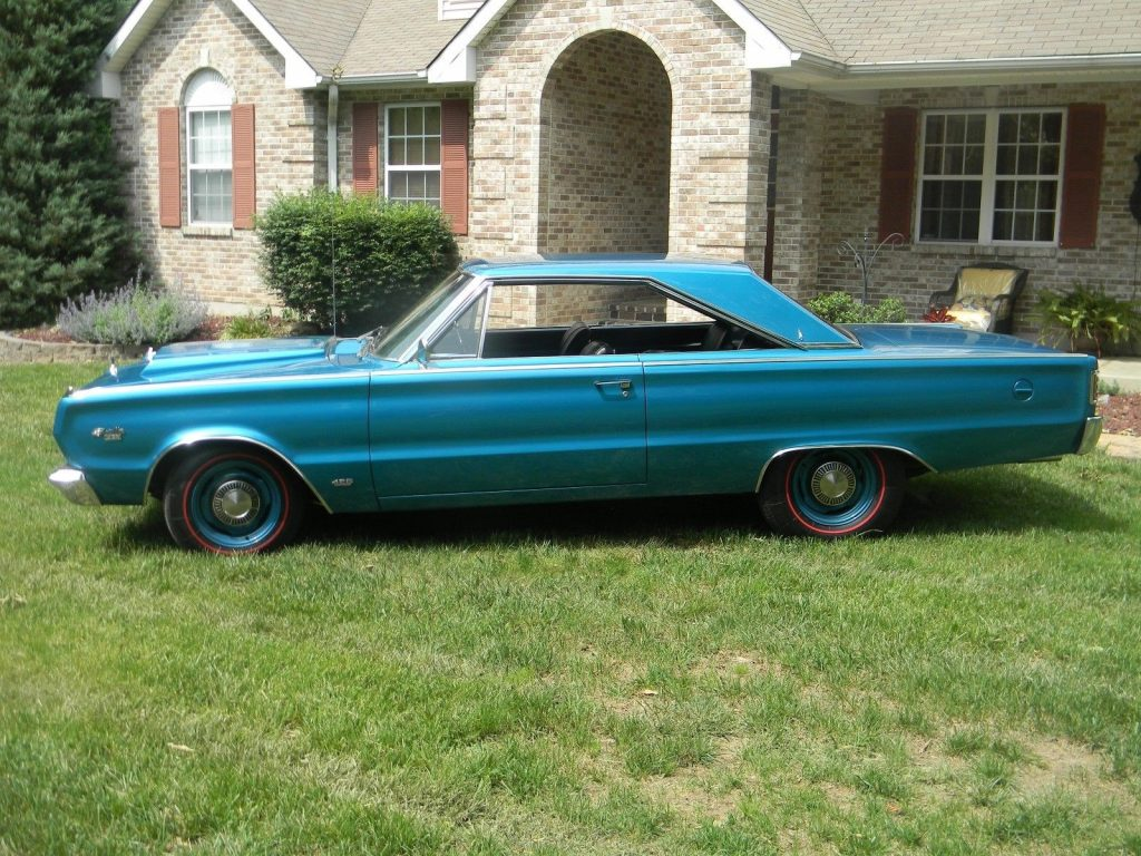 1966 Plymouth Satellite 426 4 speed