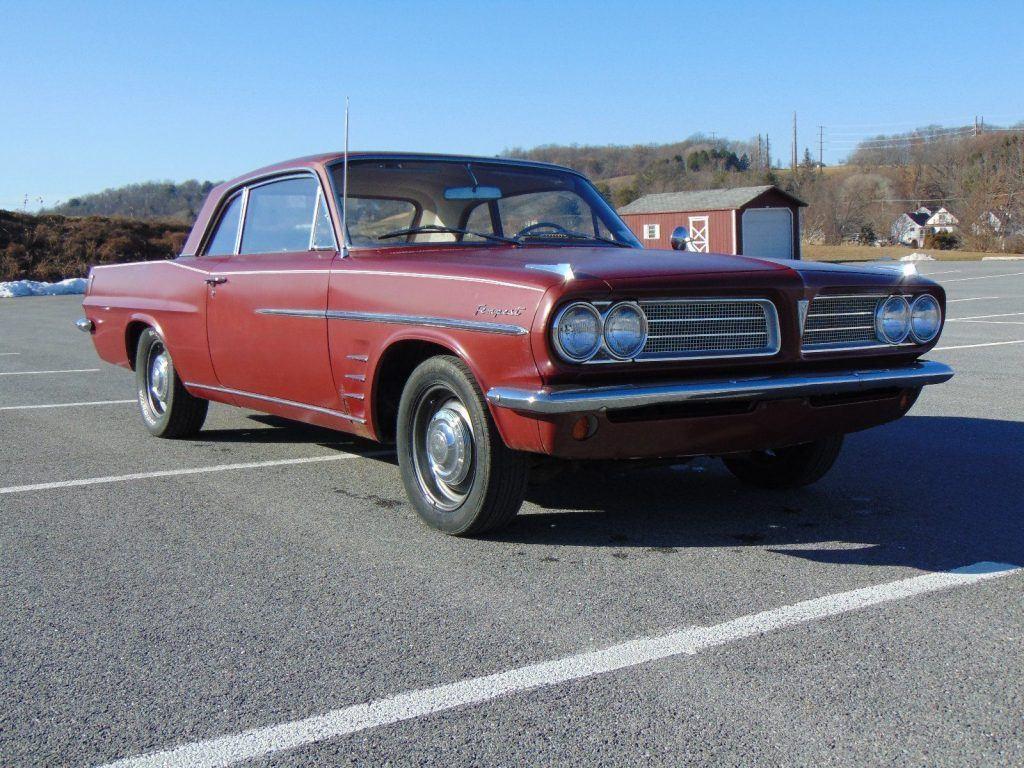 1963 Pontiac Tempest Base