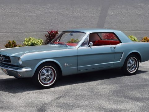 1965 Ford Mustang Deluxe for sale