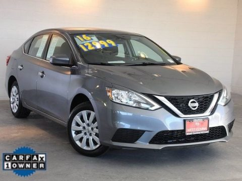 2016 Nissan Sentra SV for sale