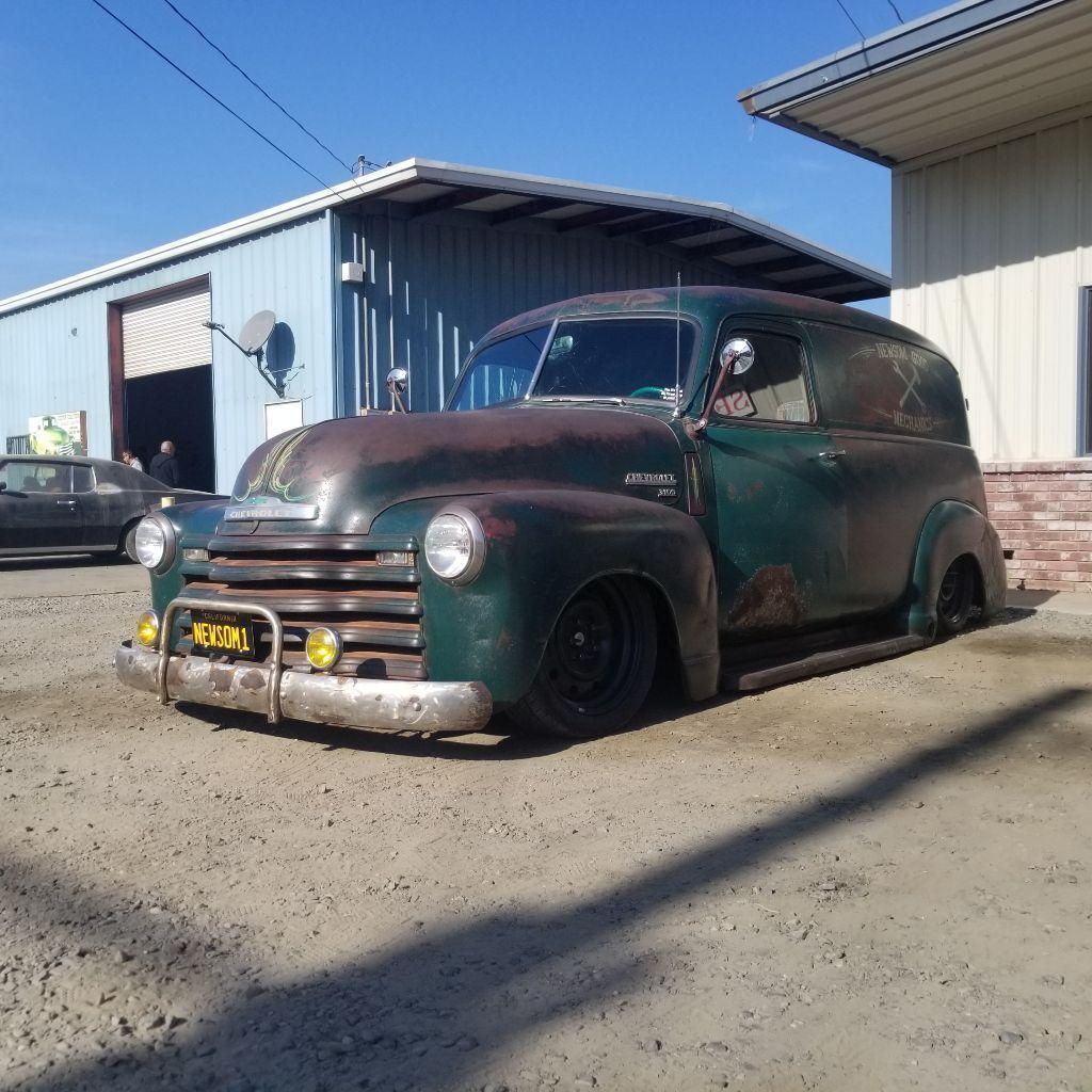 1950 Chevrolet Pickups