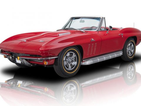 Impressive 1966 Chevrolet Corvette Sting Ray for sale