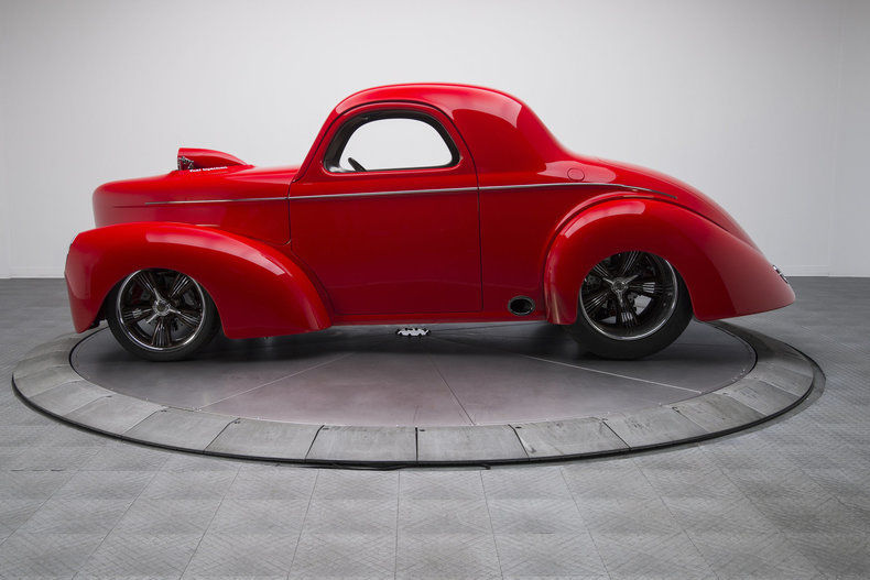 Incredible 1940 Willys Coupe